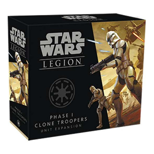 BACKORDER Star Wars Legion Phase I Clone Troopers Unit Expansion