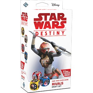Star Wars Destiny Rivals Draft Set