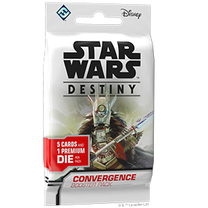 Star Wars Destiny Convergence Booster Pack