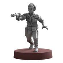 Load image into Gallery viewer, Star Wars Legion Leia Organa Commander Rebel Expansion