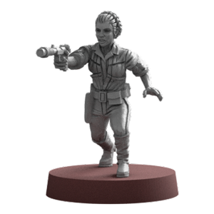 Star Wars Legion Leia Organa Commander Rebel Expansion