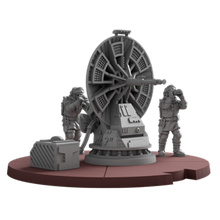 Load image into Gallery viewer, Star Wars Legion 1.4 FD Laser Cannon Team Unit Expansion