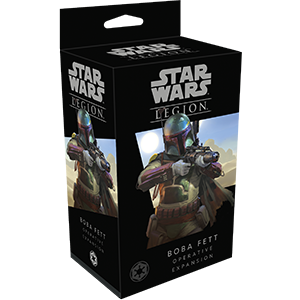 BACKORDER Star Wars Legion Boba Fett Operative Expansion
