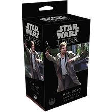Load image into Gallery viewer, Star Wars Legion Han Solo Commander Expansion