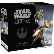 Load image into Gallery viewer, PREORDER Star Wars Legion Clan Wren Unit Expansion