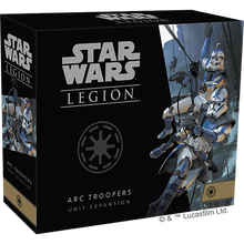 Load image into Gallery viewer, PREORDER Star Wars Legion ARC Troopers Unit Expansion