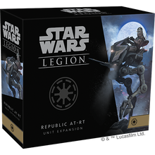 Load image into Gallery viewer, PREORDER Star Wars Legion Republic AT-RT Unit Expansion