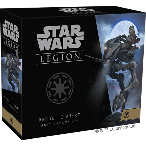 PREORDER Star Wars Legion Republic AT-RT Unit Expansion