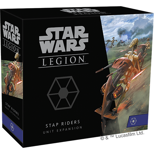 PREORDER Star Wars Legion STAP Riders Unit Expansion
