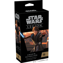 Load image into Gallery viewer, PREORDER Star Wars Legion Anakin Skywalker Commander Expansion