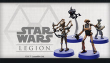 Load image into Gallery viewer, PREORDER Star Wars Legion Separatist Specialists Personnel Expansion