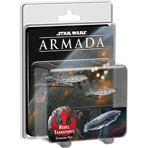 Star Wars Armada Rebel Transports
