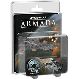 Star Wars Armada Imperial Light Cruiser