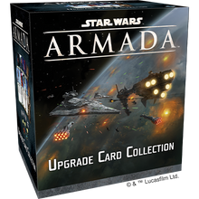 Load image into Gallery viewer, PREORDER Star Wars Armada Upgrade Card Collection