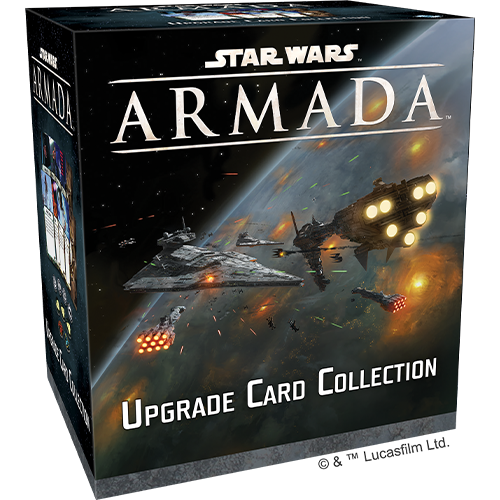 PREORDER Star Wars Armada Upgrade Card Collection