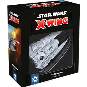 Star Wars X-Wing 2nd Edition VT-49 Decimator Expansion Pack