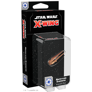 Star Wars X-Wing 2nd Edition Nantex-class Starfighter Expansion
