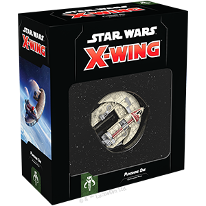 Star Wars X-Wing 2nd Edition Punishing One Expansion Pack