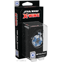 Load image into Gallery viewer, Star Wars X-Wing 2nd Edition HMP Droid Gunship Expansion Pack