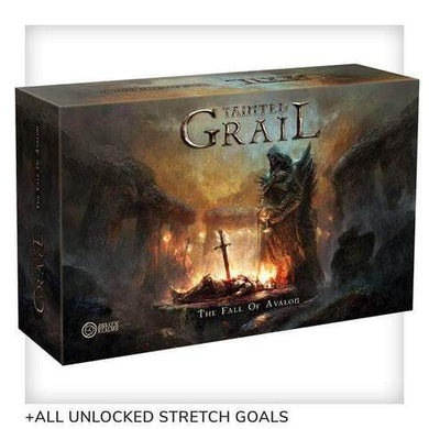 Tainted Grail - The Fall of Avalon Kickstarter Edition
