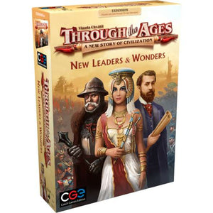 Through the Ages: New Leaders and Wonders Expansion