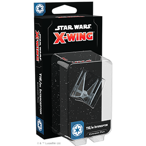 Star Wars X-Wing 2nd Edition TIE/in Interceptor Expansion