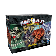 Load image into Gallery viewer, Power Rangers: Heroes of the Grid – Villain Pack #1