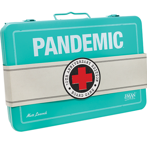 BACKORDER Pandemic: 10th Anniversary Edition