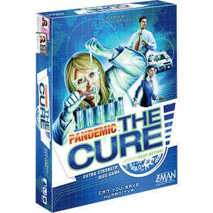 Pandemic: The Cure (Stand Alone Dice Game)