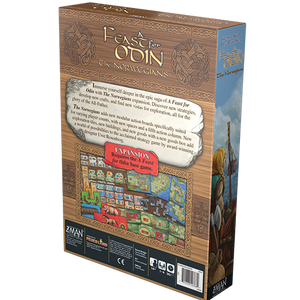 BACKORDER A Feast for Odin: The Norwegians Expansion