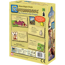 Load image into Gallery viewer, Carcassonne: Expansion 3 – The Princess & The Dragon