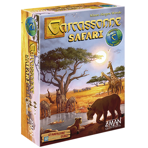Carcassonne: Safari Edition