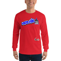 LOCO MIX abc-Unisex Long Sleeve Shirt