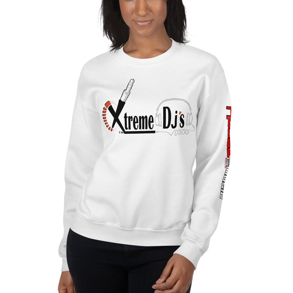 XTREME DJS-House-Music Unisex Sweatshirt