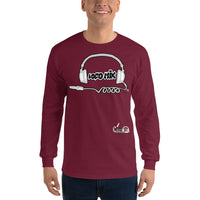 LOCO MIX headphones-Unisex Long Sleeve Shirt
