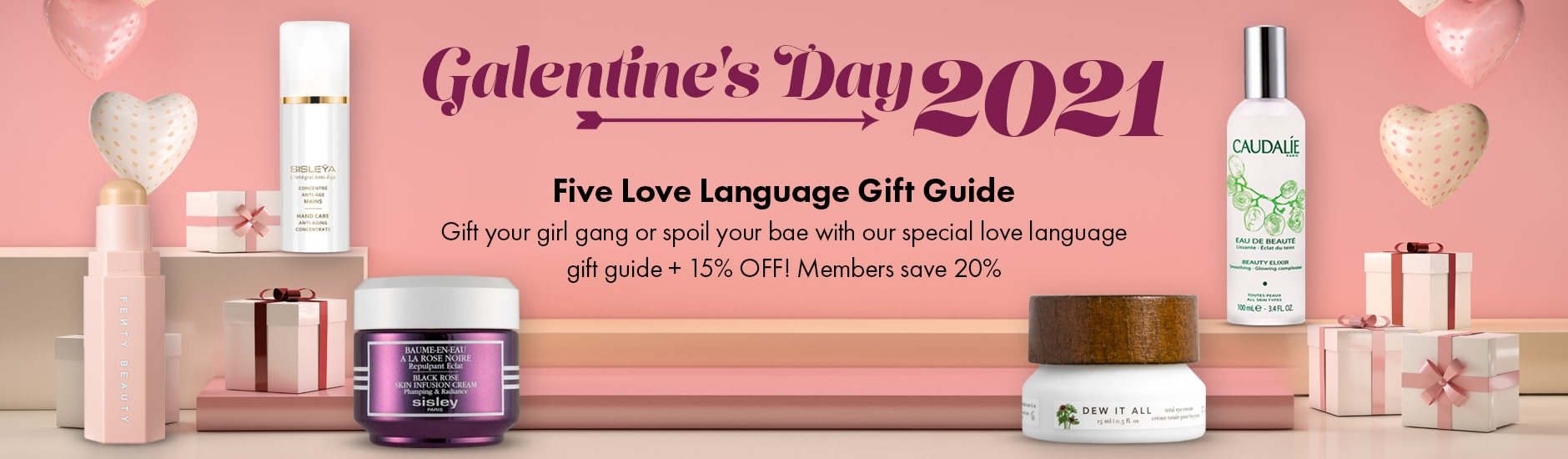 Galentine's Day promotion