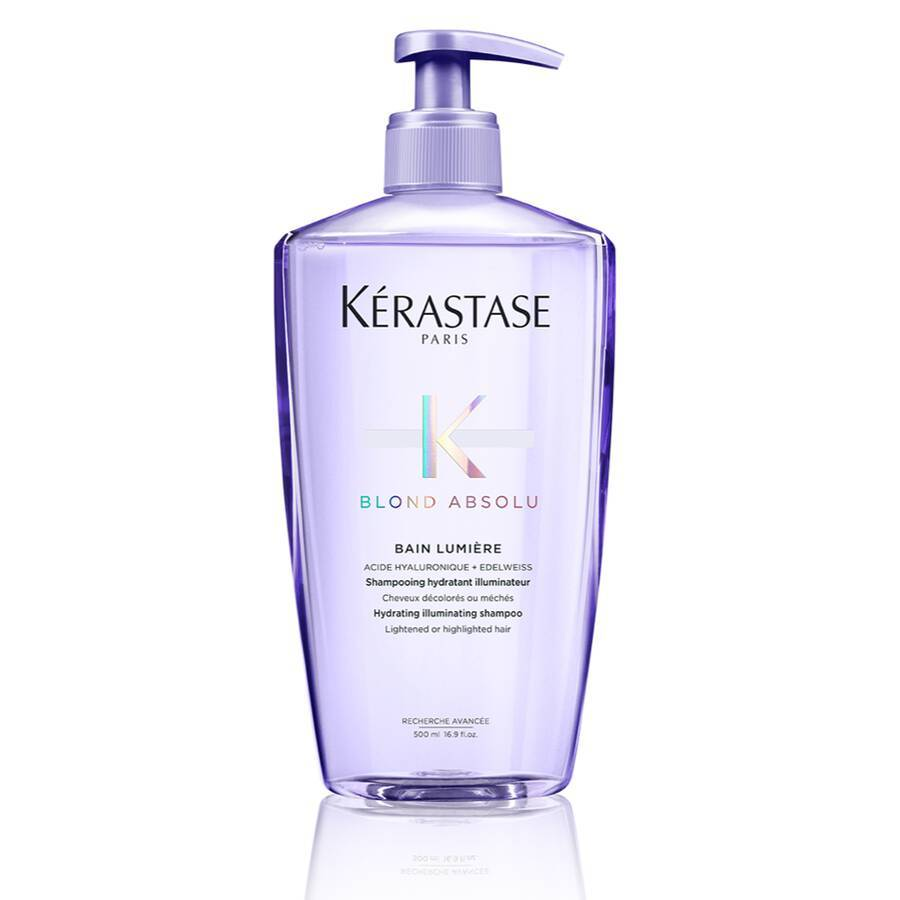Blond Absolu Bain Lumiere Hydrating Illuminating Shampoo (Lightened Or Highlighted Hair) - Kerastase Paris