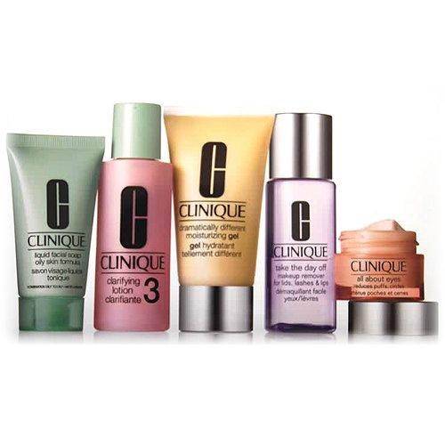Daily Essentials Set (Oily Skin) - Clinique
