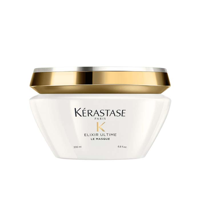Elixir Ultime Le Masque Sublimating Oil Infused Masque (Dull Hair) - Kerastase