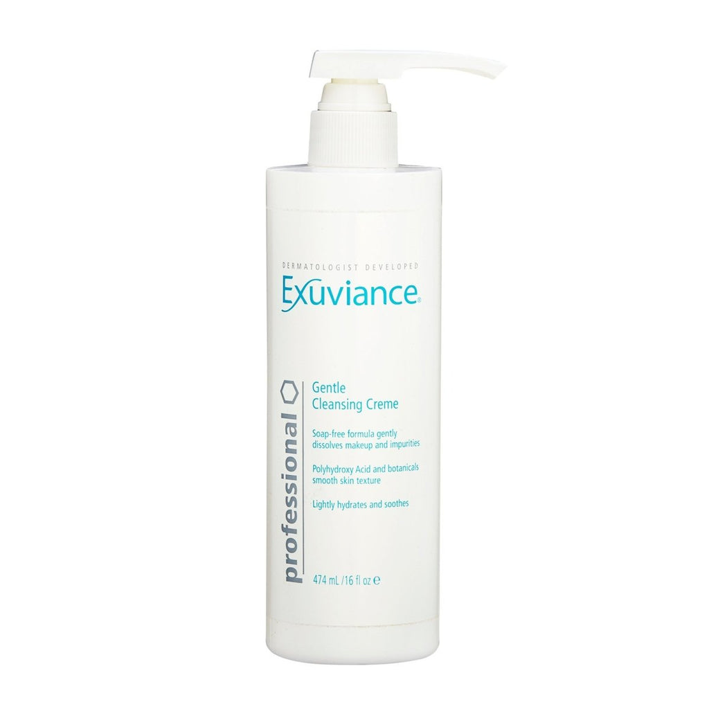 Gentle Cleansing Creme (For Dry and Sensitive Skin) - Exuviance