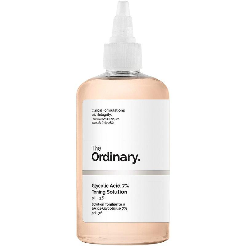 Glycolic Acid 7% Toning Solution - The Ordinary