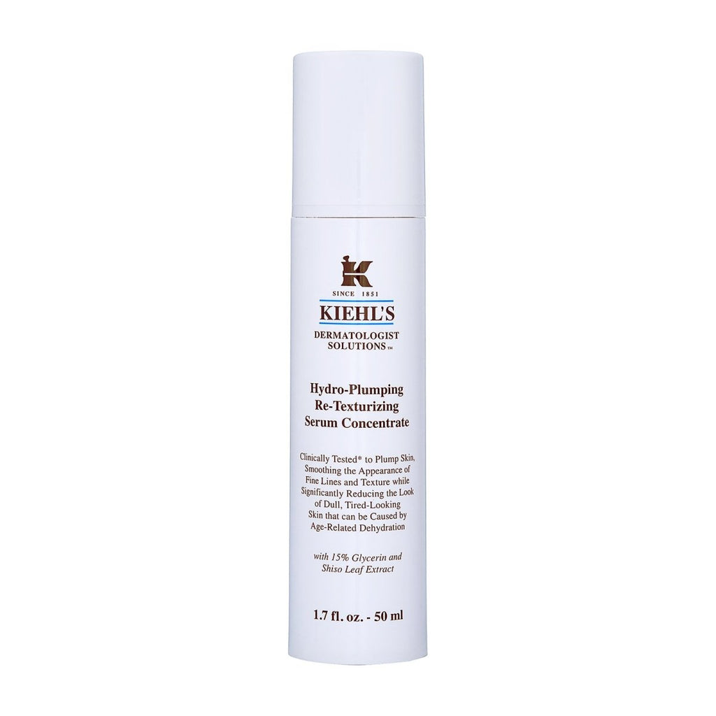 Hydro-Plumping Re-Texturizing Serum Concentrate - Kiehl's