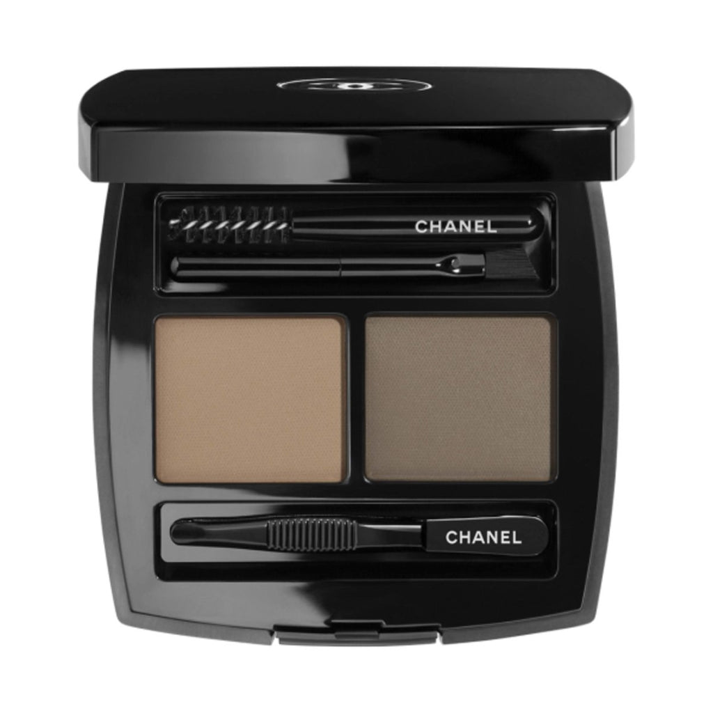 LA PALETTE SOURCILS DE CHANEL Brow Powder Duo Naturel - Chanel