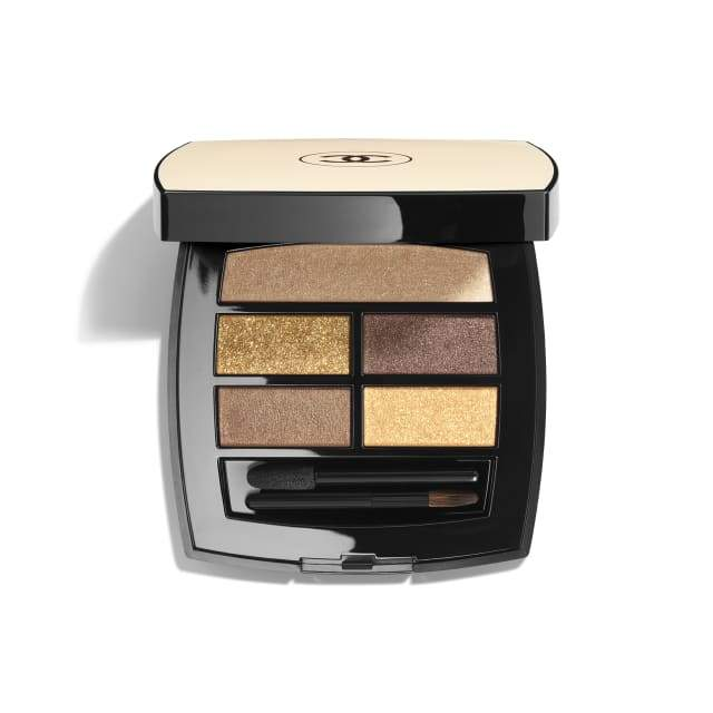 Les Beiges Healthy Glow Natural Eyeshadow Palette - Chanel
