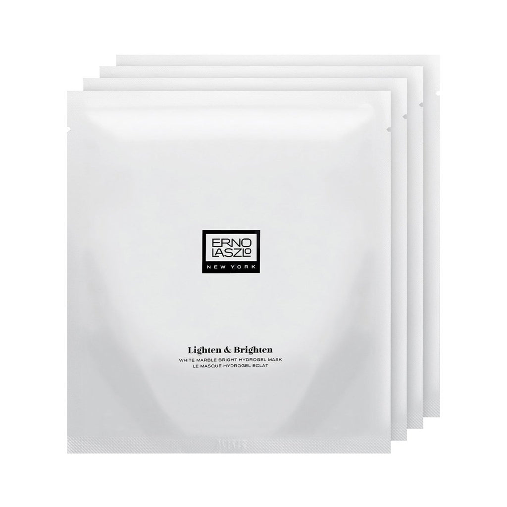 Lighten & Brighten Bright Hydrogel Mask - ERNO LASZLO