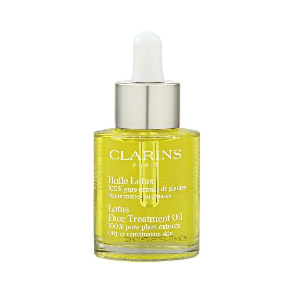 Lotus Face Treatment Oil (oily or combination skin) - Clarins