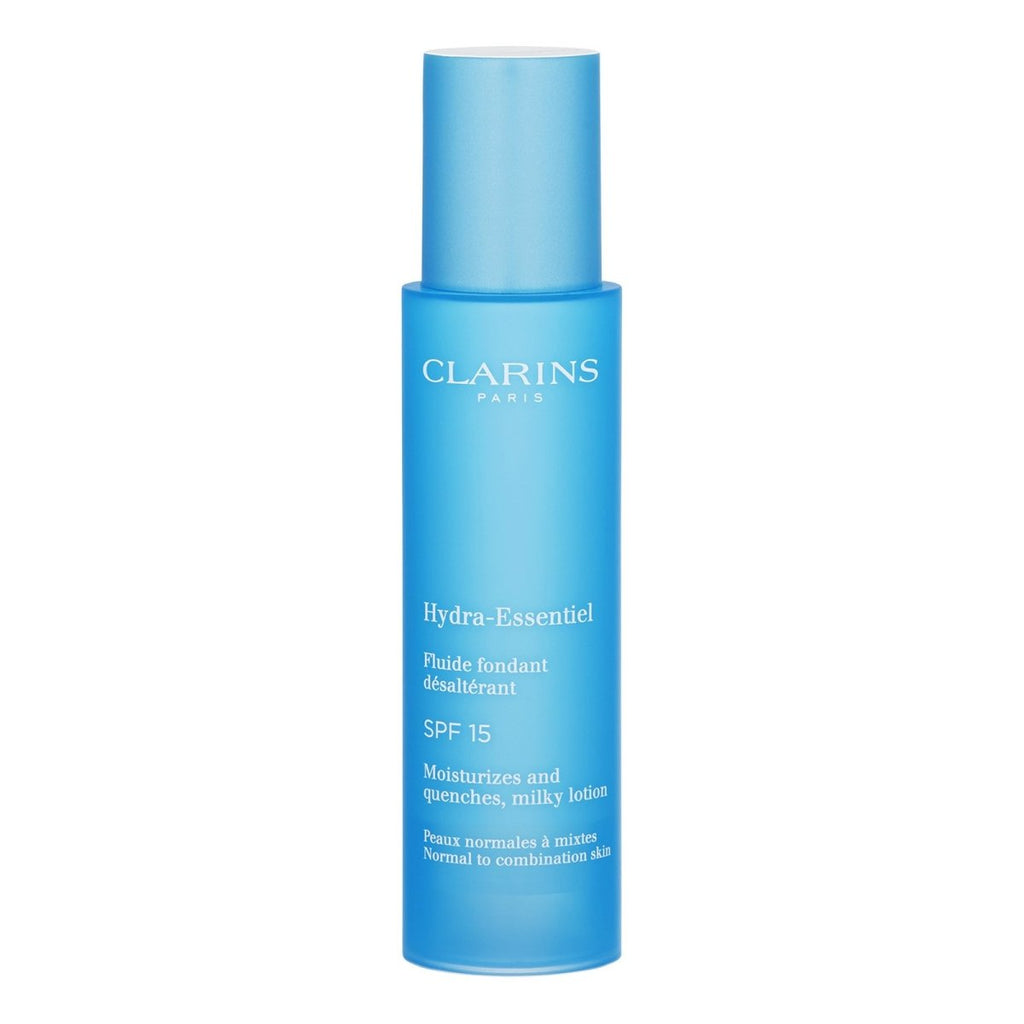 Moisturizes and Quenches, Milky Lotion SPF15 (For Normal to Combination Skin Types) - Clarins