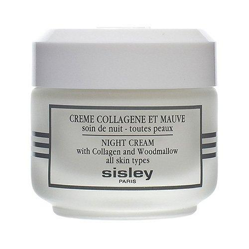 Night Cream with Collagen & Woodmallow - Sisley