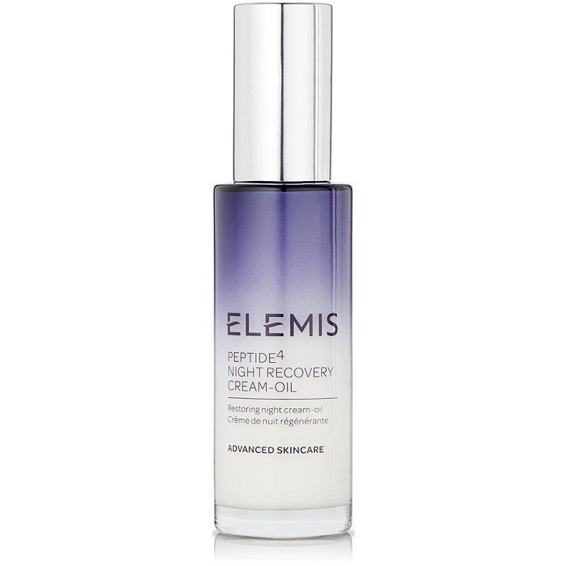 Peptide Night Recovery Cream-Oil (For All Skin Types) - Elemis