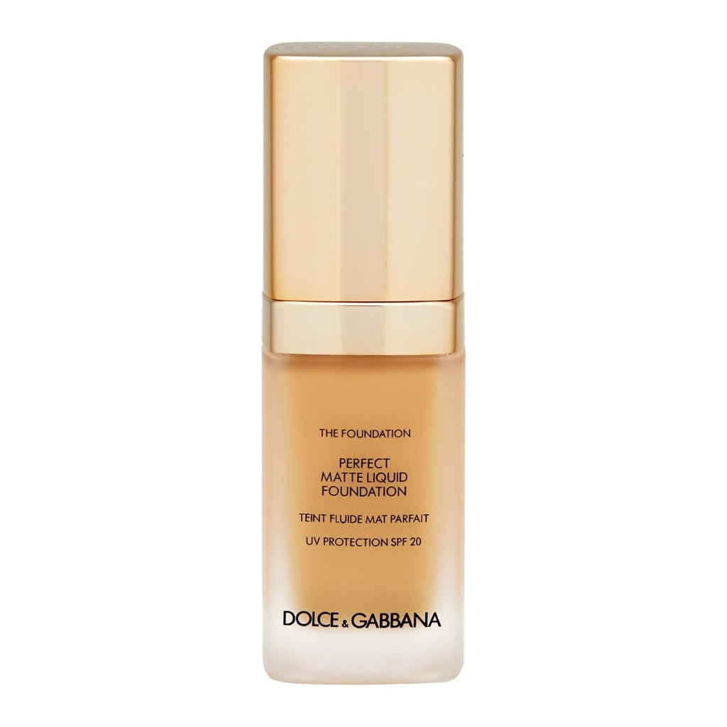 Perfect Matte Liquid Foundation SPF 20 - Dolce & Gabbana